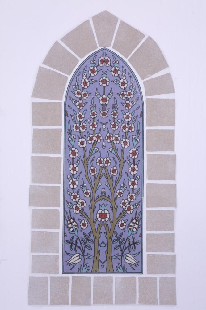 W nde artekstone - Orientalische wandgestaltung ...