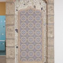 Orientalische Wandgestaltung